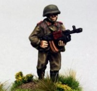 Soviet Infantry with Webbing Late 1970-to 1990s