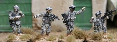 IOT04 US Army NCO squad leaders