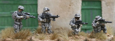 IOT06 US Army DMR and snipers