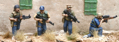 SF06 Generic SF or PMC or Special Forces Veteran Advisors
