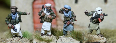TAL13 Afghan Insurgents with leaders