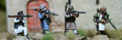 TAL14 Afghan Insurgents with RPGs