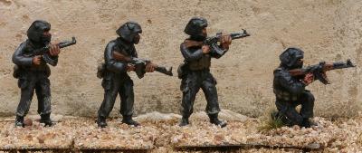 FDY02 Fedayeen AKs skirmishing