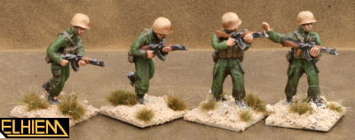 RG02 Iraqi Army AK riflemen set A