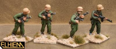 RG03 Iraqi Army AK riflemen set B