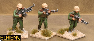 RG04 Iraqi Army LMGs