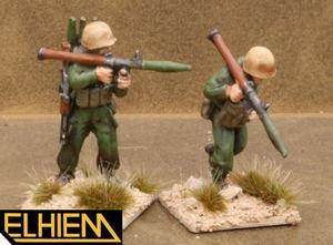 RG05 Iraqi Army RPGs