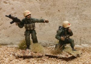 RG07 Iraqi Army NCO and RTO