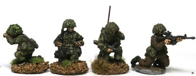 BAOR09 British Forward Observer and advanced optics