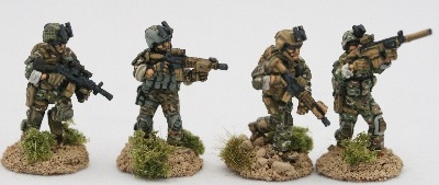REF09 Ranger fireteam from 2010+