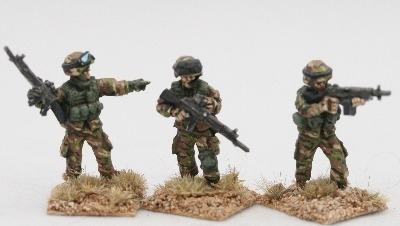 MITA01 Modern Italian Army Command