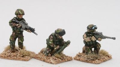 MITA03 Modern Italian Army specialists