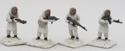 ART01 Fictional US Arctic fireteam