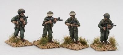 IDF01 with GALIL on patrol
