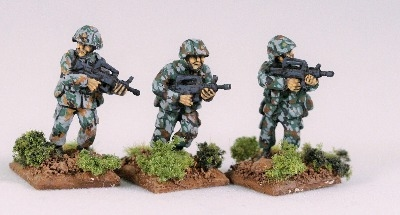 PLA01 Qbz95 Riflemen set A
