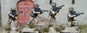 BAV05 L85A1 British Assault Vest