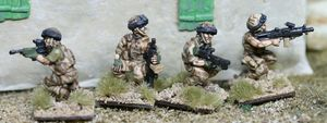OSP03 British Fireteam 2 in Osprey Armour crouching