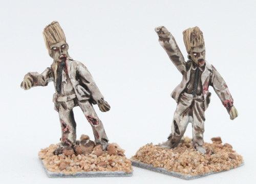 ZOM04 TDSC16 Screecher Zombies