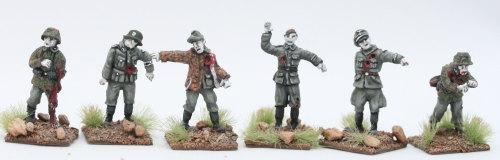 ZOM05 P30 Nazi Zombies SS