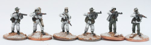 ZOM07 P32 Nazi Zombies with weapons