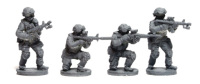 DEL01 1990's Delta Force Snipers with support