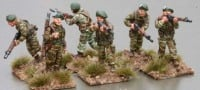 FP03 French MAS49 Rifles in Berets