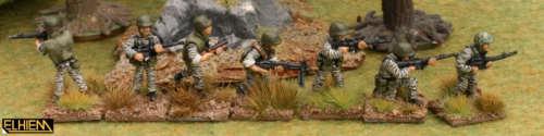 ARVN01 ARVN 1968 Squad