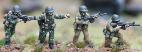 NAT02 G3 Riflemen set 2