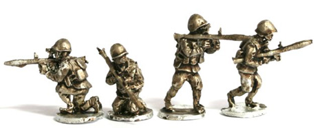 CWR10 Soviet RPGs with body armour