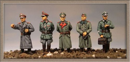 LC02 German Staff Officers