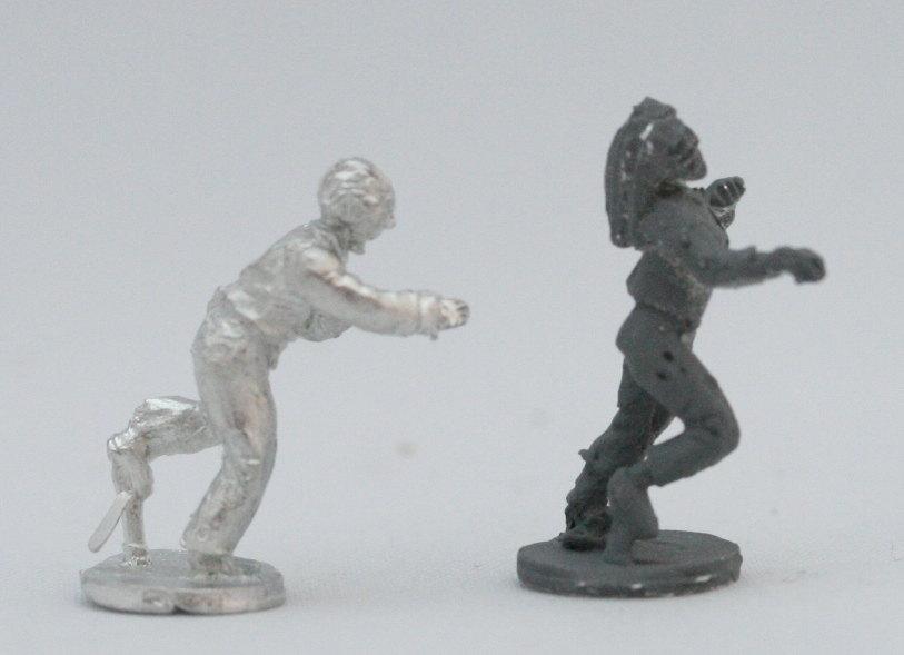 ZOM13 Modern Zombie Runners