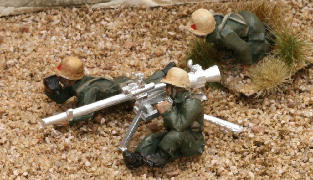 RG09 Iraqi Army SPG9 and crew