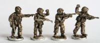 OSP05 British Osprey NCO type figures
