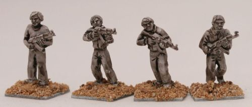 INS04 Insurgents with AKs bare head