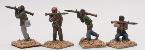 SOM05 Somali skirmishing with RPGs