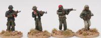 SOM07 Somali bosses/leaders skirmishing