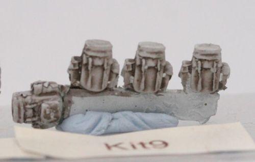 KIT09 British Patrol back pack