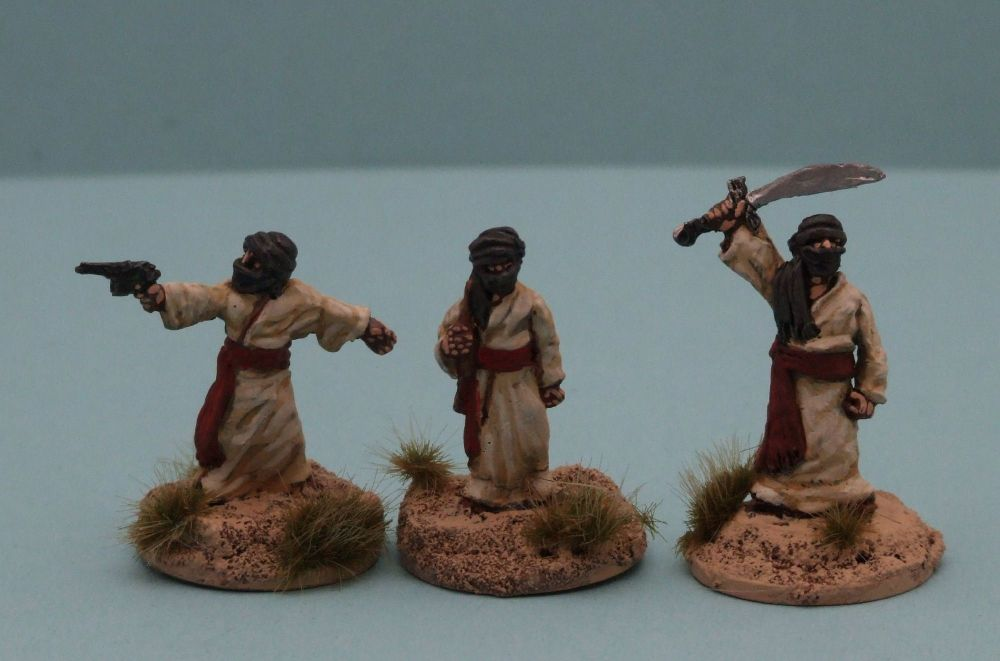 P01 Arabic Type Cultist set 1