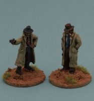 P09 Private Detectives/ Gangsters/ Spys