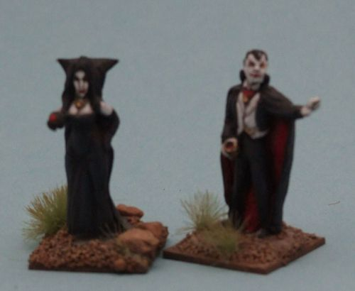 P27 The Vampire Count and Countess