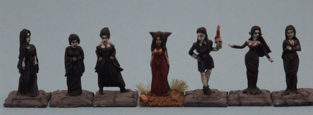 P33 Female Vampires
