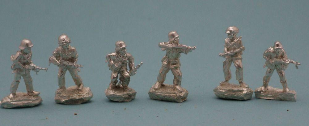 D01 Afrika Korps mixed riflemen