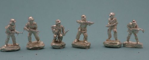 D01 Afrika Korps mixed riflemen