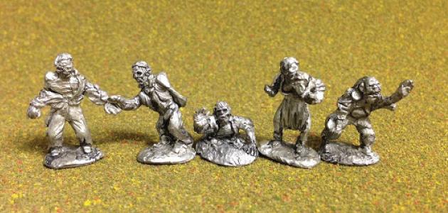 ZW01 Force 20 Zombie Wanderers