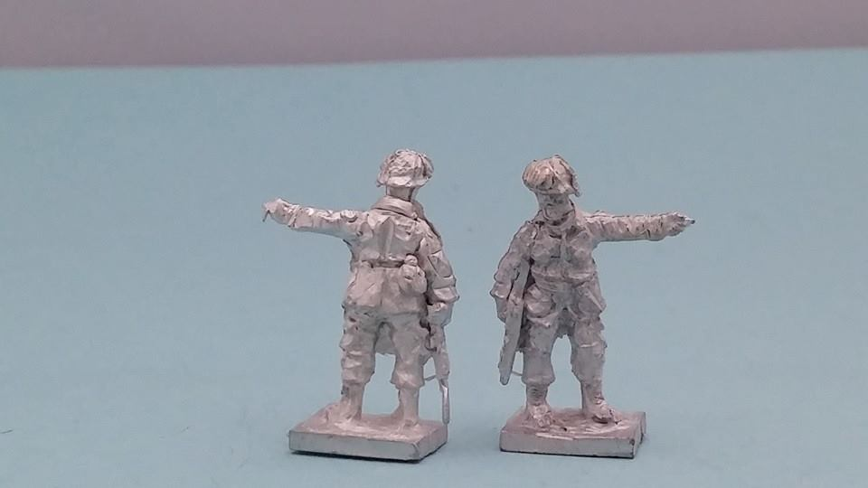 LTD09 WW2 US Paratrooper NCO
