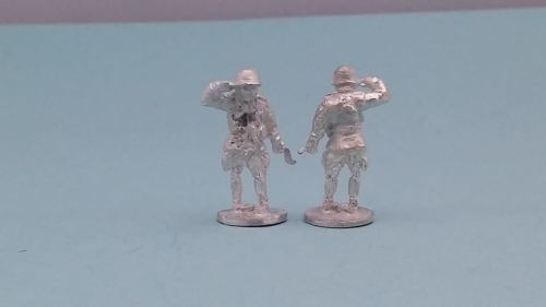 LTD15 WW2 Test Red Army Zombie