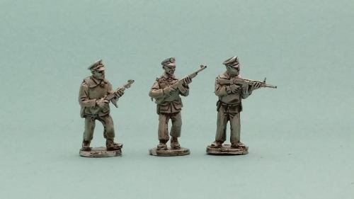BAOR13 Police/RUC/MP with M1 Carbine, G3 and Mini14