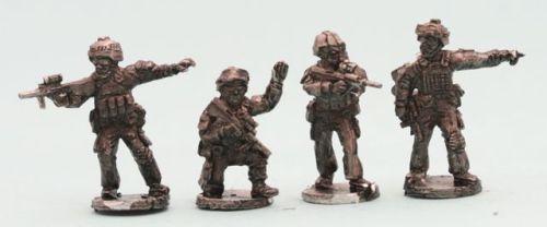 AUS04 Modern Australian NCO's with F88 rifles