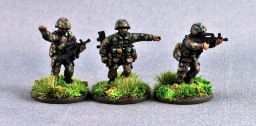 PLA05 Qbz95 Riflemen set B