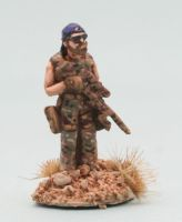 LTD01 Modern Special Forces Bolt Action Sniper Standing